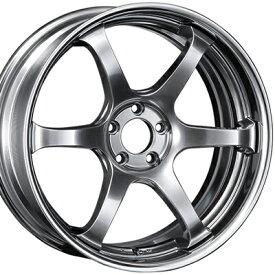 ホイール: SSR REINER type6 ホイールサイズ: 8.0J-19 タイヤ銘柄: TOYO TIRES TRANPATH Lu II(Lu2) タイヤサイズ: 225/45R19 タイヤ&ホイール4本セット【19インチ】