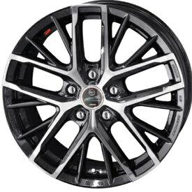 ホイール: KYOHO SMACK REVILA ホイールサイズ: 7.0J-17 タイヤ銘柄: TOYO TIRES TRANPATH ML タイヤサイズ: 205/50R17 タイヤ&ホイール4本セット【17インチ】