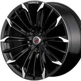 ホイール: RAYS VERSUS STRATAGIA Triaina ホイールサイズ: 7.0J-18 タイヤ銘柄: TOYO TRANPATH ML タイヤサイズ: 225/45R18タイヤ&ホイール4本セット【18インチ】