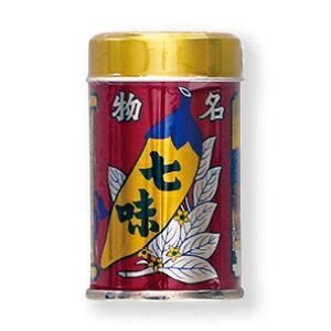 八幡屋礒五郎七味缶 14g 5,000円以上購入で送料無料 信州名産品 善光寺