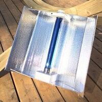 防災対策アウトドアに太陽熱調理器エコ作500