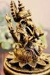 アジアンバリ雑貨♪ガネーシャ樹脂SサイズB♪おしゃれインテリアエスニック福の神オブジェ置物