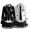 卒業式 スーツ 女の子 子供スーツ フォーマル 正統派ガールズ スカートスーツ5点セット ジャケット スカート ブラウ…