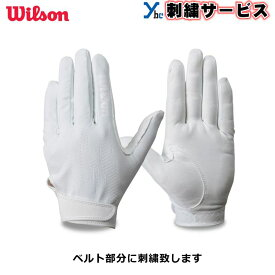 【刺繍サービス ネコポス配送可】 ウィルソン 野球 ディマリニ 守備用手袋 学生対応 左手右投用 手袋 WTAFG03 2021
