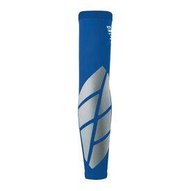 【アメリカ直輸入品】 ナイキ Nike ナイキプロ 野球 アーム スリーブ Nike Pro Vapor Forearm Slider 2.0 ブルー サイズ S/M ウェア小物