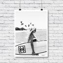 【期間限定P5倍!!+ 送料無料 】【 Grace cat Art 】サイズが選べるアートポスター / アートパネル / キャンバスパネ…