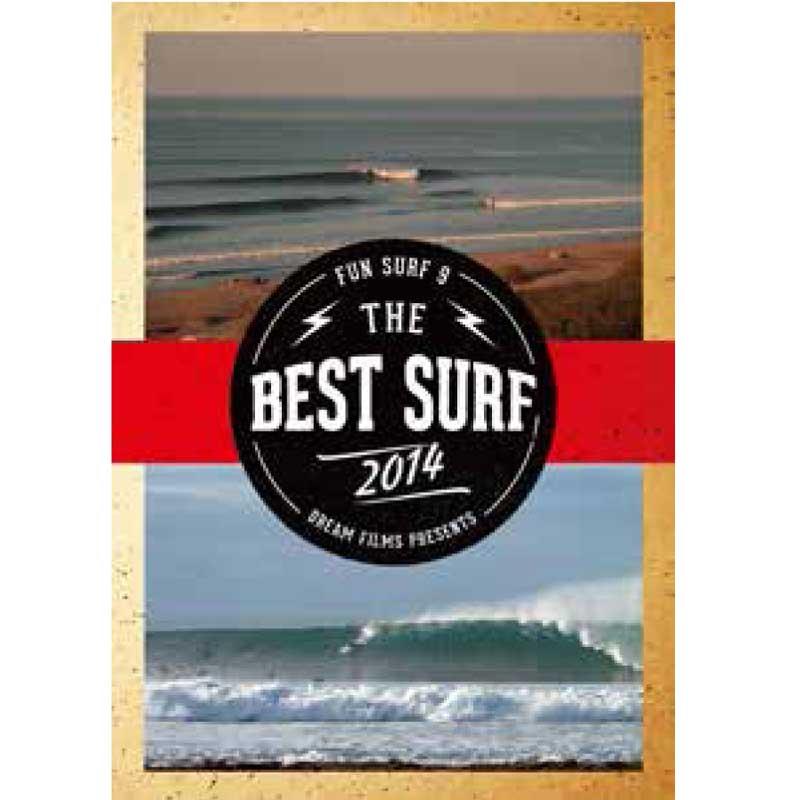 """""""ファンサーフナイン(FUN SURF 9) THE BEST SURF 2014 ザベストサーフ'14""""《郵送250円可能》/サーフ サーフィン サーファー SURFIN SURF SURFER 便利/サーフィン DVDタイムセール"""