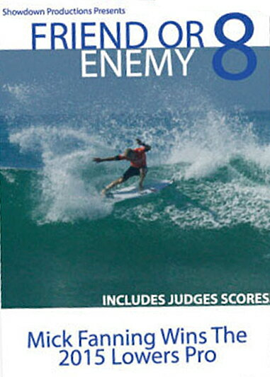 """タイムセール""""フレンドオアエネミー8(FRIEND OR ENEMY8)""""《郵送250円可能--代引き決済不可》/サーフィン DVD/サーフ サーフィン サーファー SURFIN SURF SURFER 便利 LONGBOARD ロングボード"""