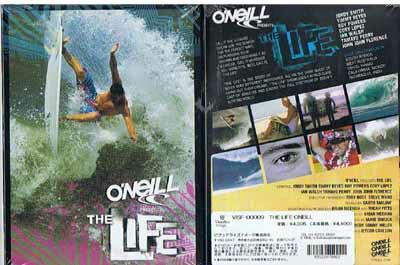"""THE LIFE O'NEILL ザライフオニール""《郵送240円可能》/サーフ サーフィン サーファー SURFIN SURF SURFER 便利/サーフィン DVDタイムセール"