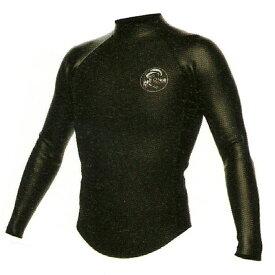 オニール(O'NEILL)メンズスーパーライトクラシックロングスリーブタッパーウェットスーツ長袖ジャケット背中ジップ2mm SUPERLITE for SURF LONGTAPPERラバー