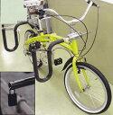 """""""自転車用サーフボードキャリアセット(CAPキャップ) BICYCLE SIRFIN SURFBOARD CARRIER/バー部分口径19.1cm""""送料無料《サーフボード運…"""
