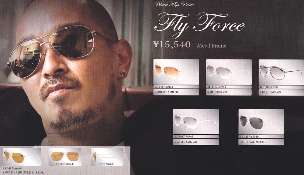 """""""ブラックフライズ (BLACK FLYS) フラフォースFLY FORCE""""【メタルティアドロップ!】【正規品販売代理店】/サングラス SUNGLASS"""