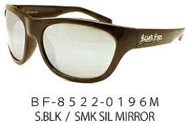 """""""ブラックフライズ (BLACK FLYS) ローラーフライ ROLLER FLY/SBLK SMK SIL MIRROR Sブラック スモークシルバーミラー""""送料無料/SUNGLASS サングラス"""