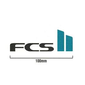 """エフシーエスツー (FCS2) ステッカー ミディアム STICKER Medium W10cm""""郵送指定で120円可能-代引き決済不可"""