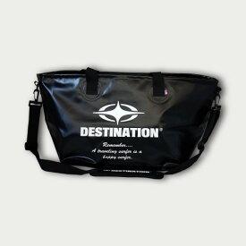 """""""ディスティネーション(DESTINATION DS SURF)ウェットトートバッグ WET TOTE BAG""""【フルスーツも楽々収納で便利!!】郵送指定で送料無料−代引決済不可"""