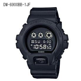 """""""ジーショック(G-SHOCK)ブラックBLACKカシオCASIO/DW-6900BB-1JF""""Gショック腕時計 送料無料"""