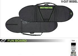 """ディスティネーション (DESTINATION DS SURF )7'0"""" (213cm) デイバッグ ハードケース ラウンドノーズ ファンボード用 FUNBOARD【普段使いに最適。しかも機能性十分】トリップ サイズ おすすめ ブランド ロングボード ショートボード"""