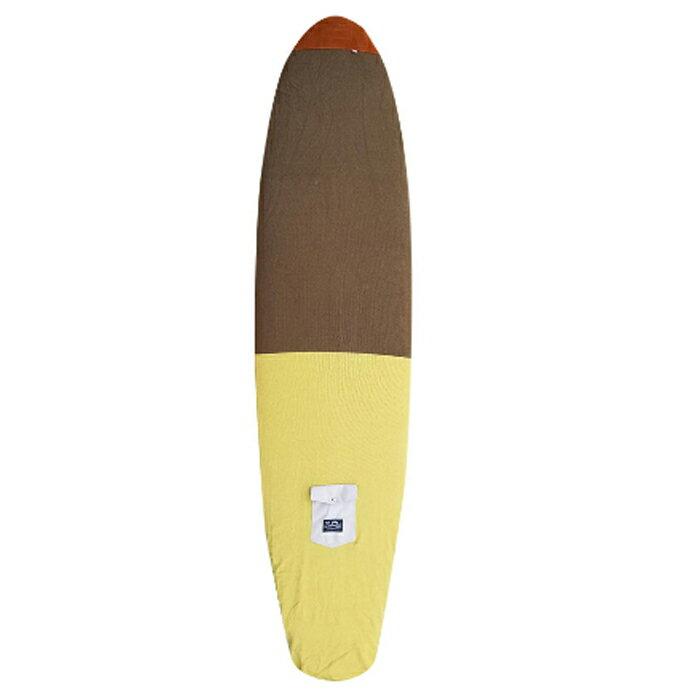 """ディスティネーション(DESTINATION DS SURF)9'6""""(290cm)ナチュラルソックスソフトケースロングボードUS NATURAL SOCKS LONGBOARD 郵送指定で送料無料−代引決済不可 ボードケースは手作りニット激安トリップトランスポーター"""
