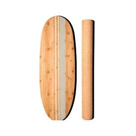 """グーフボード バランスボード (GOOF BOARD) エボアンドフロウフル スワンEBB FLOW LONG(Sage)""""【室内でもサーフィン気分満点!!】送料無料 バランスボード スケートボード トレーニング 効果 おすすめ"""