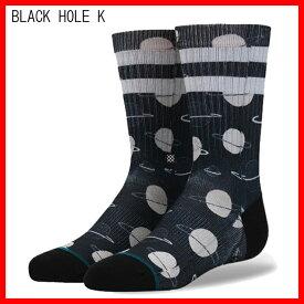 """""""スタンス(STANCE)キッズブラックホール子供用ソックス靴下BLACK HOLE SOX/キッズL(19.5-23.0cm)""""郵送指定で送料無料−代引決済不可 正規品販売代理店"""