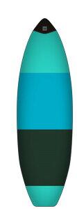"""ツールストゥールス (TOOLS) 6'0""""(183cm) ニットケースショートボード用PEパッド TLS knit case color/112  郵送指定で送料無料−代引決済不可 おすすめ 洗濯 ワックス 激安 格安 ヤフオク メッシュ 自"""