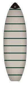 """ツールストゥールス (TOOLS) 6'0""""(183cm) ニットケースショートボード用PEパッド TLS knit case color/113  郵送指定で送料無料−代引決済不可 おすすめ 洗濯 ワックス 激安 格安 ヤフオク メッシュ 自"""