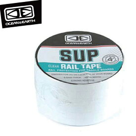 """オーシャンアンドアース(OCEAN&EARTH)スタンドアップパドルレールテープSUP RAIL TAPE""""ロングボード"""