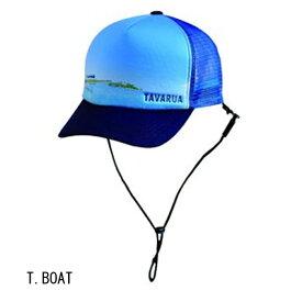 タバルア タヴァルア (TAVARUA) ハイブリッドメッシュキャップサーフキャップハット つば付き HYBRID MESH SURF CAP HAT BUCKET ウェットスーツはbewet社セミドライ おすすめ 紐 ドルフィン 厚さ