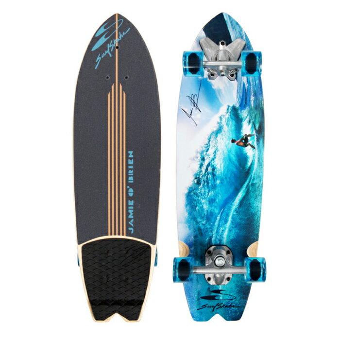 """""""サーフスケート(SURF SKATE)34""""(86.3cm)ジェイミーオブライエンチョープーサーフトラッククルーザーJOB Teahupo SKATEBOARD""""送料無料/Pennyペニー"""