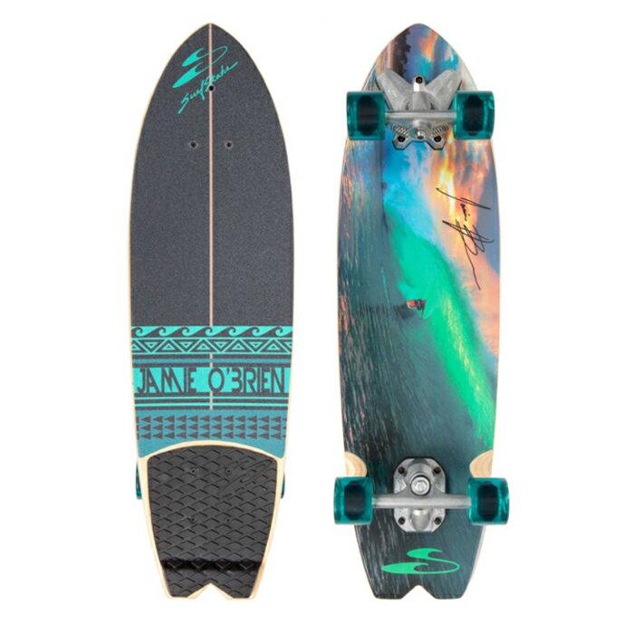 """サーフスケート(SURF SKATE)34""""(86.3cm)ジェイミーオブライエンプロモデルサーフトラッククルーザーJOB JAMIE O'BRIEN PRO MODEL SKATEBOARD""""送料無料/Pennyペニー"""