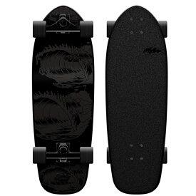 """オービーファイブ (OBfive) 31""""(78.7cm) ブラッカーラウンドサーフトラッククルーザー BLACKER RKP-1 31 ROUND SKATEBOARD""""サーフスケートボード SKATEBOARD/PennyペニーFlaminko"""