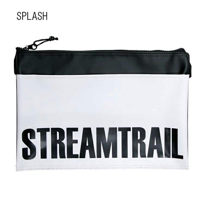 """""""ストリームトレイル(StreamTrail)サッカーショルダーバッグSUCKER Shoulder BAG/SPLASH""""郵便指定で送料250円−代引決済不可"""