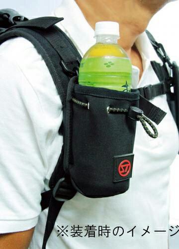 """""""ストリームトレイル(StreamTrail)ボトルホルダー2ペットボトル缶SD Water Bottle Holder2/BLACK""""郵便指定で送料無料−代引決済不可 リュックサックリュックのアウトドア"""