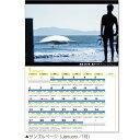 """2019 サーフィンフォトカレンダー SURF PHOTO CALENDER""""郵便指定で送料無料−代引決済不可"""