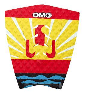 """""""【オンアミッション オーエーエム】 (OAM on a mission) MICHEL BOUREZ マイケルボレーズ/タヒチアンTahitian""""/サーフ サーフィン サーファー SURFIN SURF SURFER 便利/デッキパッド デッキパッチ DECK PAD DECK PATCH"""