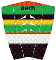 """""""オンアミッション オーエーエム(OAM on a mission) MICHEL BOUREZ マイケルボレーズ/グリーンGREEN""""/サーフ サーフィン サーファー SURFIN SURF SURFER 便利/デッキパッド デッキパッチ DECK PAD DECK PATCH"""