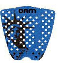 """""""オンアミッション オーエーエム(OAM on a mission) BALARAM STACK バララムスタック/ブルーBLUE""""デッキパッド デッキパッチ DECK PAD DECK PATCH"""