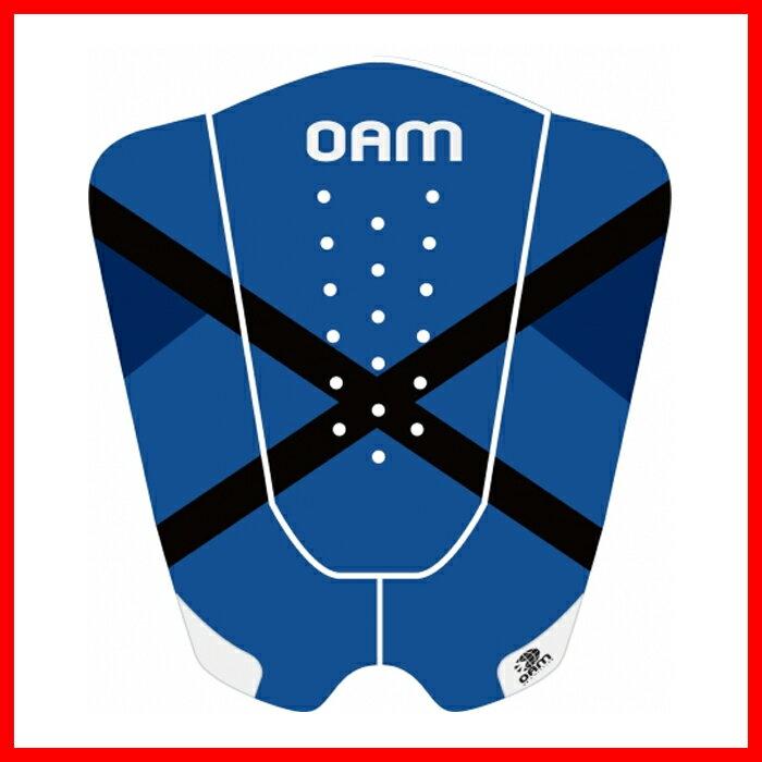 """郵送指定で送料無料−代引決済不可""""オンアミッション オーエーエム(OAM on a mission) ALEX GRAY アレックスグレー/BLUE""""デッキパッド デッキパッチ DECK PAD DECK PATCH"""