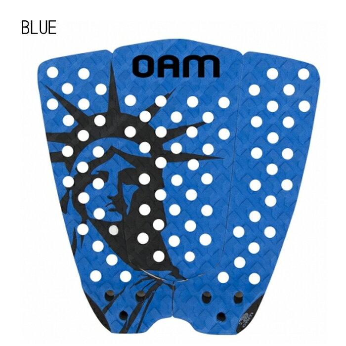 """""""オンアミッション オーエーエム(OAM on a mission) BALARAM STACK バララムスタック""""デッキパッド デッキパッチ DECK PAD DECK PATCH"""