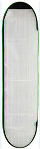 """インナーバブルケース ロングボード用〜9'6"""" (290cm)【旅行時ハードケースと併用で安心!!】 サーフボード サーフィン トリップ 人気 ストラップ"""