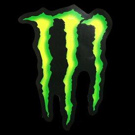 """モンスターエナジー(MONSTER ENERGY)トレードマークステッカーD1""""健康食品ドリンクや飲料"""