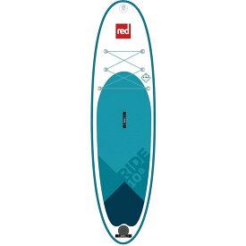 """Red Paddle(レッドパドル サップ)インフレータブルSUPボード 10'8"""" RIDE MSL(ライド)REDPADDLE 長さ 向き カーボン 漕ぎ方"""