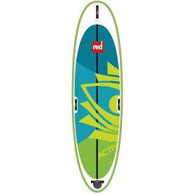 """Red Paddle (レッドパドル サップ) インフレータブル SUP ボード 10'8"""" ACTIV MSL(ライド)REDPADDLE 長さ 向き カーボン 漕ぎ方"""