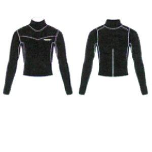 ビーウェット(BE WET) RICHRUVA 3*2mm オーダーロングスリーブタッパーウェットスーツ長袖ジャケットシャツ FULLSUITS WETSUITS ORDER ウエットスーツ 種類 オーダー おすすめ カスタム ブランド APEX 季節