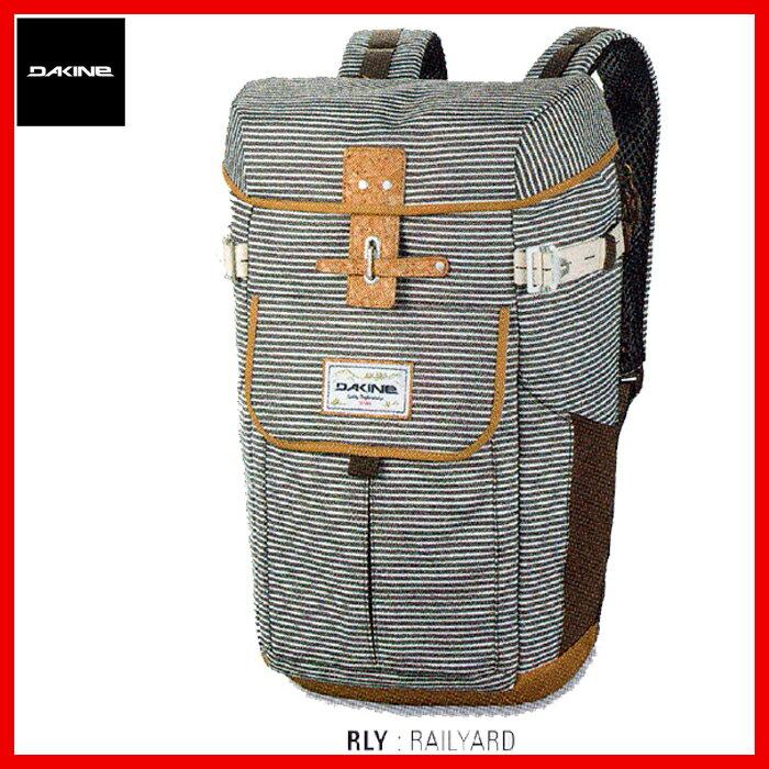 """送料無料""""DA KINE(ダカイン)キャラバン27リットルCaravan 27L Backpack""""サーフィンのバックパックリュックのキャリーストラップホルダー防水やノースフェイスアウトドアウェアアパレルはtシャツキャップタイムセールamazon"""