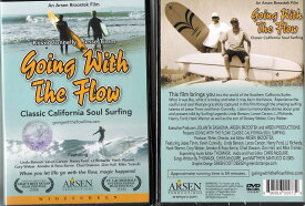 """GOING WITH THE FLOW (ゴーイングウイズザフロー)""""/サーフ サーフィン サーファー SURFIN SURF SURFER 便利/サーフィン DVD"""
