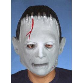 【送料込】ハロウィン コスチュームマスク フランケン仮装 パーティー イベント 余興 ドッキリ ラバーマスク