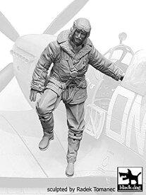 black dog ブラックドッグ 1/32 RAF イギリス空軍 戦闘機パイロット 1940年~1945年 No.8 レジンキット HAUF32078