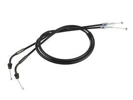 ポッシュ(POSH) ショートアクセルケーブル (純正長) SR400/SR500 VMキャブ/FCR車 010132-A1