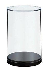 【ポイント5倍】ウェーブ ディスプレイ Tケース (CS) 小スケールフィギュア対応 プラスチック製 高さ113mm×直径72mm (内寸) TC-133 ディスプレイケース